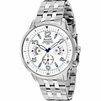 Accurist Acctiv Chronograph Stainless Steel Bracelet Mens Watch