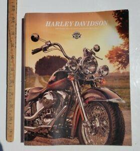 Vintage 2008 Harley Davidson Motorcycle Genuine Motor Parts Accessories Catalog Ebay