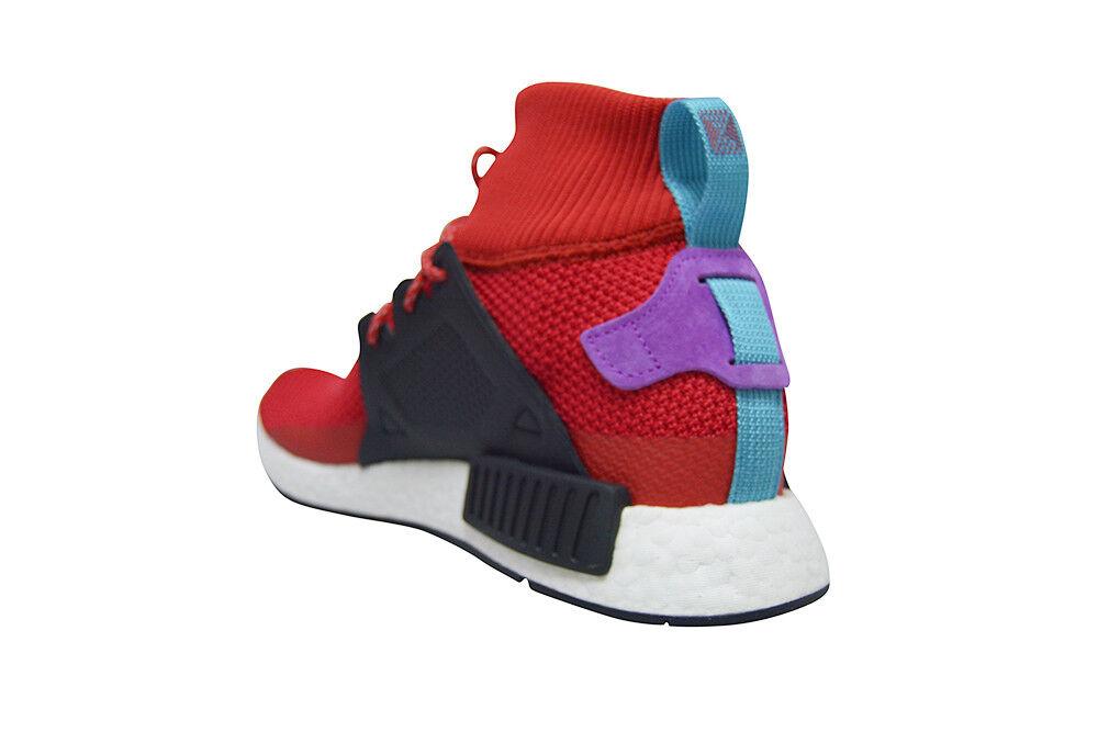 Mens adidas nmd_xr1 winter - bz0632 - rosso - nero nero nero blu - viola formatori | Moda  497101