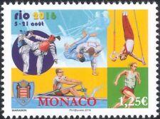 Monaco 2016 Olympic Games/Sports/Olympics/Judo/Taekwondo/Rowing/Sail 1v (mc1004)