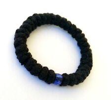 Orthodox Thick Chotki Bracelet Prayer Rope Komboskini with a BLUE Bead