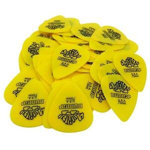 50-Pcs-Set-Guitar-Picks-Dunlop-Tortex-Thickness-0-73