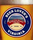 Beer Lover's Virginia: Best Breweries, Brewpubs & Beer Bars by Tanya Birch (Paperback, 2015)