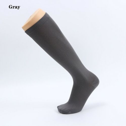 Unisex Compression Socks Stockings Graduated Support Knee High Men/'s Women/'s
