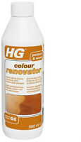 HG Hagesan Colour Renovator For Parquet & Wood Great On Damp Stains 500ml