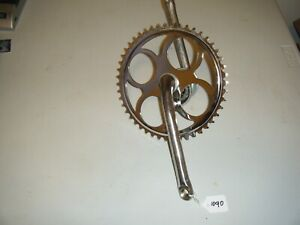 VINTAGE SCHWINN CLOVERLEAF CRANKSET #1090 TYPHOON HOLLYWOOD SPEEDSTER