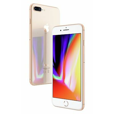 Sim Free Apple iPhone 8 Plus 5.5 Inch 12MP Mobile Phone-Choice of Colour/Storage