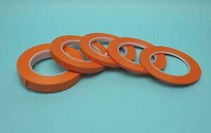 3mm-x-55m-150-Konturenband-0-06-m-IKS-Linierband-orange-Fineline-Airbrush