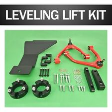 "Nylon Complete Front 4"" Lift Kit Full Accessories For GMC Chevy 07-13 6-Lug 4WD"