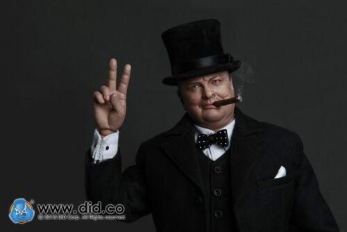 Did K80090 1//6 World War Ii British Prime Minister Winston Churchill Action Toy