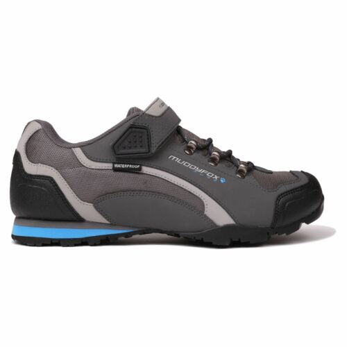 Muddyfox Mens TOUR200 Low Cycling Shoes Waterproof Sport Cycle Trainers