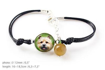 2019 Mode Norwich Terrier. Armband Für Hundeliebhaber. Foto-schmuck. Handarbeit, De