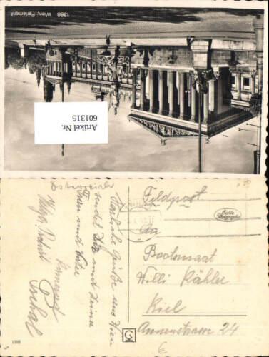 601315,WK 2 Feldpost Wien Parlament nach Kiel 1940