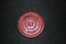 ancienne plaque cachet taxe redevance tonneau vin Matrot Frères Beaune XX ème