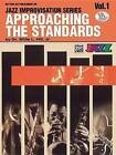 Approaching the Standards: Rhythm Section / Conductor: Vol 1 by Willie L Hill (Mixed media product, 2001)