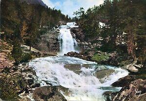 Alte Postkarte - Cauterets - La Cascade du Pont d'Espagne - Kornwestheim, Deutschland - Alte Postkarte - Cauterets - La Cascade du Pont d'Espagne - Kornwestheim, Deutschland