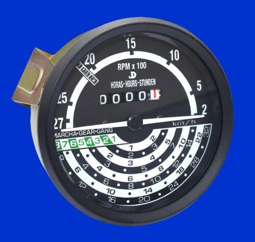 30 Serie AL30800 32 km//h Traktormeter Tacho Kilometerzähler für John Deere 20