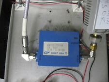 Rf Amplifier 105 132 Ghz 27 Db 27dbm Tested 12 Vdc 770 Ma Mil Spec Quality