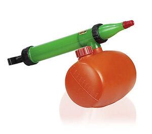 Pesticide sprayer One Nozzle Hand Pump Home Garden Yard Pressure
