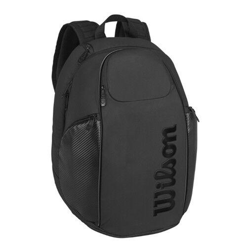 2654859b1d Wilson Vancouver Tennis Backpack Rucksack Blade Sports Black 2018  Wrz-841896 for sale online | eBay