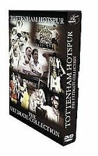 Tottenham Hotspur - The Ultimate Collection (DVD, 2006, 3-Disc Set, Box Set) New