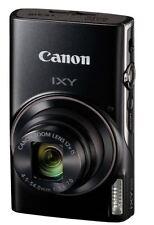 Canon compact digital camera IXY 650 12x optical zoom IXY650 (BK) Black