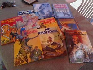 Mobi Dick Bücher Junge 9 Stück Ruf der Wildnis,drei Musketiere, Tom Sawyer,M - Buch / Inning, Deutschland - Mobi Dick Bücher Junge 9 Stück Ruf der Wildnis,drei Musketiere, Tom Sawyer,M - Buch / Inning, Deutschland