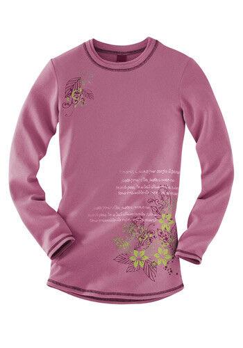 Blancheporte Pulli rosa 38 40 42 44 46 48 Sweater Gr Top Sweatshirt