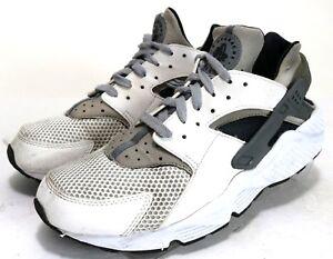 Nike Air Huarache  110 Men s Sneakers Shoes Size 11 White  bf76a89e4
