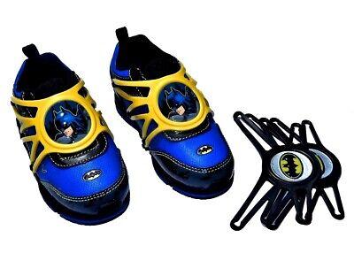 BATMAN Toddler Light-Up Sneakers~Boys