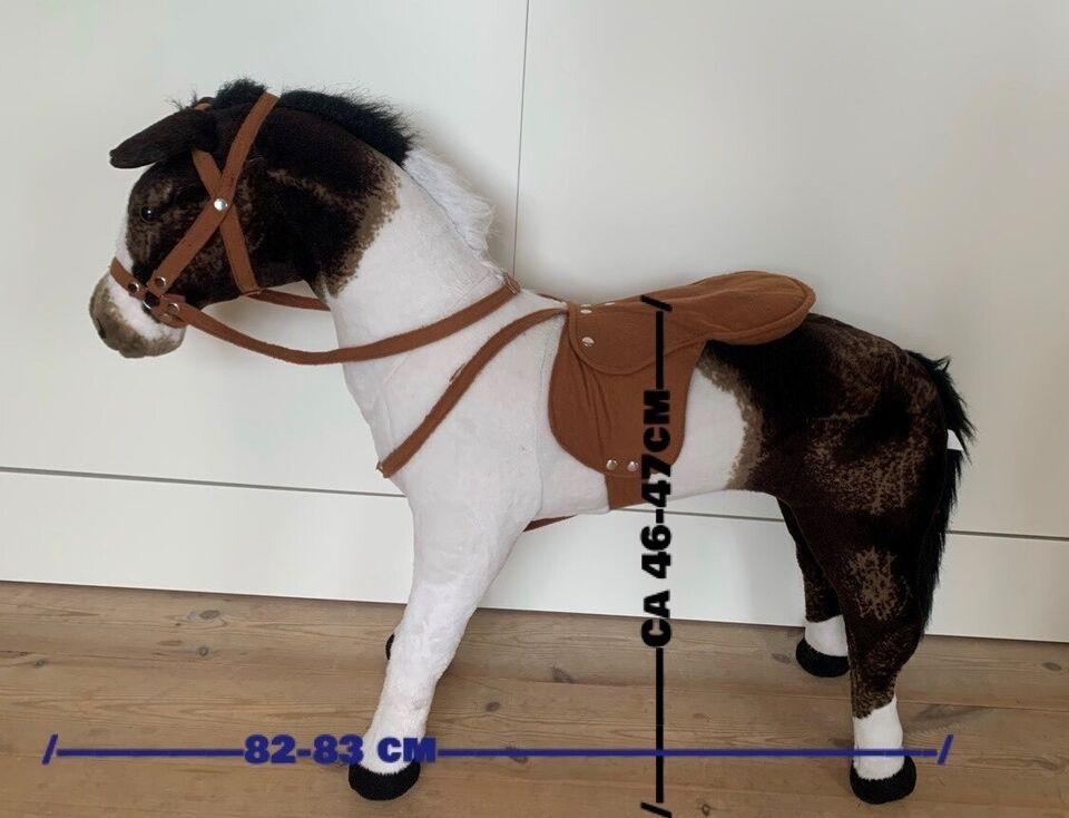 Andet legetøj, Hest max belastning 100 kg