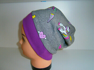 ♥Neu-Handmade♥Hafenkitz♥Beanie♥Mütze♥Kindermütze♥KU 38-58♥Dawanda♥