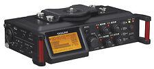Tascam dr-70d 4-canal-Grabadora de sonidos para DSLR-cámaras