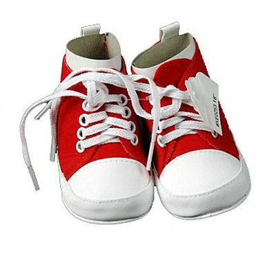"ROSA RED FASHION SNEAKERS for American Girl 18-22"" Dolls NEW Doll Shoes"