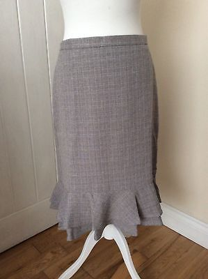 Women's Clothing Bnwt 'changes By Together' Grey Midi Pencil Skirt Size 14 Rrp £28! Clothing, Shoes & Accessories