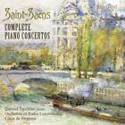 Sämtliche Klavierkonzerte (GA) von Gabriel Tacchino (2014)