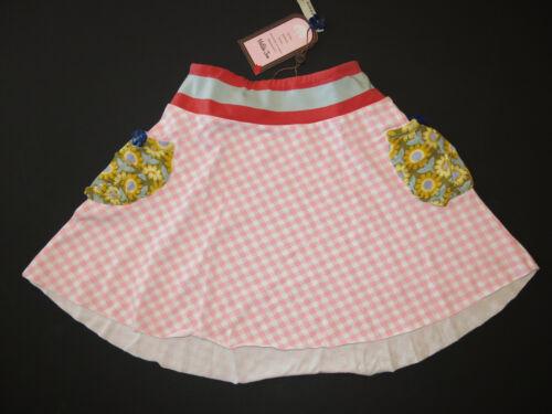 NWT Matilda Jane girls boutique print chic school holiday skirt 2 4 6 8 10 12
