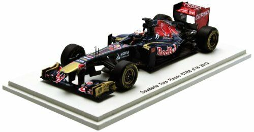 Toro Rosso str8 Jean-Eric Vergne 2013  18 1 43 MODEL s3061 SPARK MODEL
