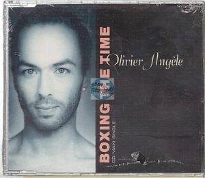 OLIVIER-ANGELE-boxing-the-time-CD-MAXI-neuf