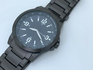 FMD-Men-Watch-Black-Tone-Analog-Wrist-Watch-Japan-movement