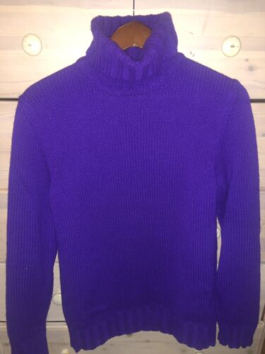Ralph Lauren Purple Label Cashemere Turtleneck Siz