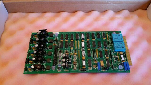 NEW CONTROL CONCEPTS 3629 CONTROL CONCEPTS FIRING CARD CIRCUIT BOARD 3629