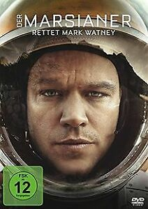 Der-Marsianer-Rettet-Mark-Watney-DVD-Zustand-gut