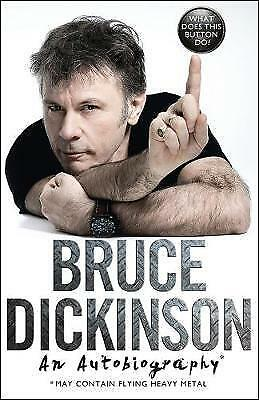 Untitled Bruce Dickinson by Bruce Dickinson (Paperback, 2017)