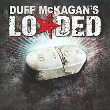 Duff McKagan's Loaded/Loaded - Sick  (CD, Apr-2009, CMA) GUNS N ROSES