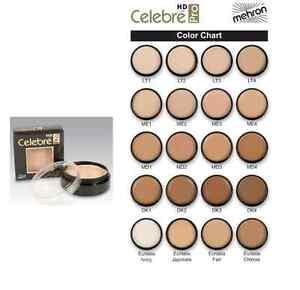 Mehron-Celebre-Pro-HD-Cream-Foundation-All-Shades-Stage-Theatre-FAST-POST