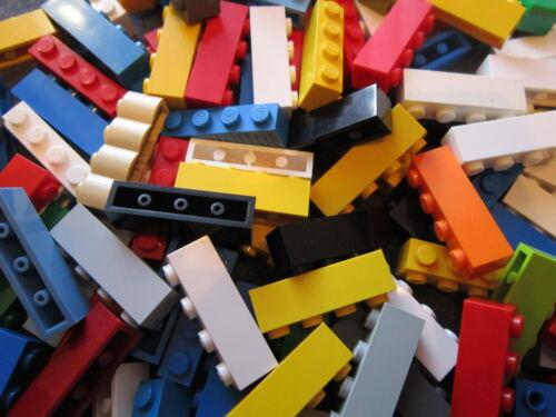 Lego TWENTY FIVE x Bricks thick type Brick all good condition beam 1x4 Long