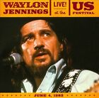 Live! At the US Festival 1983 by Waylon Jennings (CD, Feb-2012, Shout! Factory)