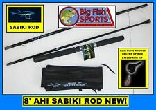 AHI SABIKI 8' Fishing Rod INCLUDES CARRYING CASE! FREE USA SHIPPING! #RSB-800