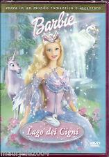 Barbie. Lago dei cigni (2003) DVD NUOVO SIGILLATO ORIGINALE Cartoni Animati